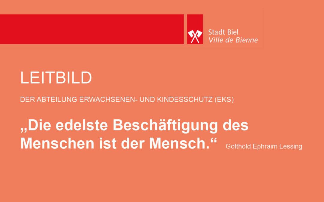 Entretien avec Bruno Bianchet, chef du Département de la protection de l'adulte et de l'enfant de la ville de Bienne.