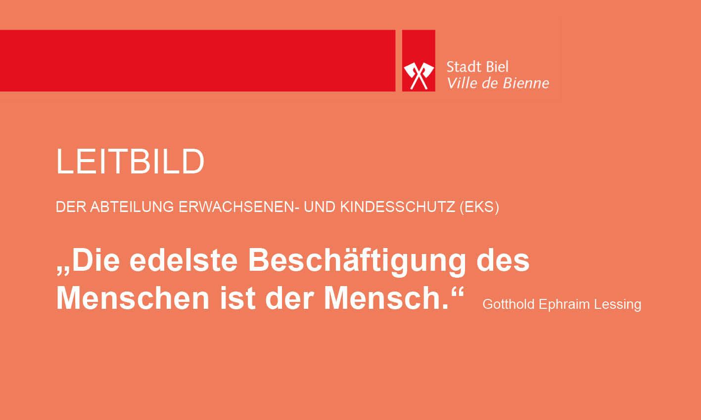 Interview mit Bruno Bianchet, Leiter Abteilung Erwachsenen- und Kindesschutz der Stadt Biel